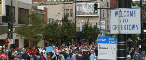 The History of Greektown in Chicago from the 1840s to Now
