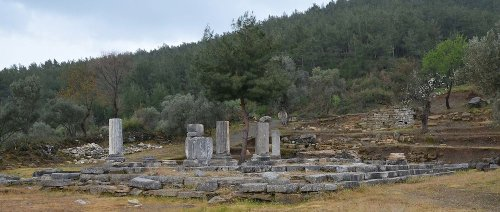 Why was the Ancient Greek City of Hadrianapolis Abandoned?