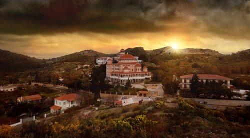 Ten of Greece's Most Spectacular Monasteries