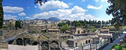 Vesuvius Volcano Victim's Skeleton Found in Herculaneum
