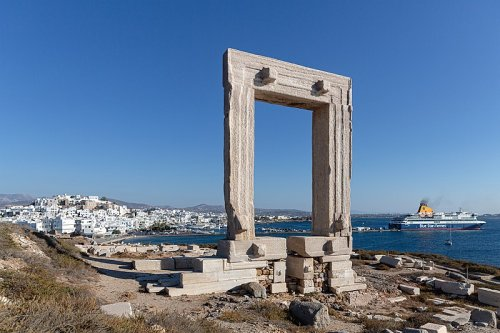 The Secret of Naxos: Where Are the Marbles of the Portara?