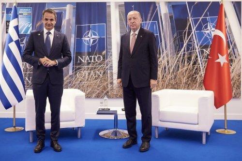 "Mitsotakis, Erdogan ""Break Ice"" on Greece-Turkey Relations"