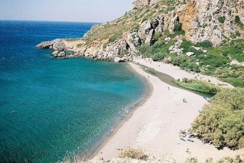 The 10 Best Beaches on Crete
