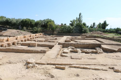 Excavations Reveal Treasures from the Temple of Artemis in Evia