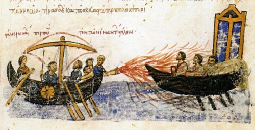 Greek Fire: The Weapon that Protected the Byzantine Empire