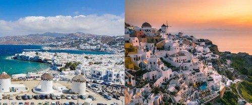 Mykonos vs Santorini: The Ultimate Battle of the Greek Giants