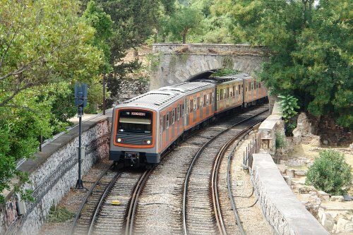 Athens Public Transport Tickets Now Sold Online