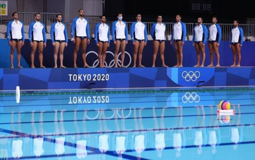 Greece Crushes the US in Water Polo, Qualifies to Quarter-finals