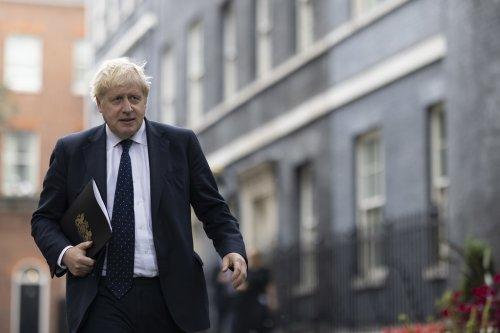 "Boris Johnson Wants to Be ""Boreas,"" the Ancient Greek God of North Wind"