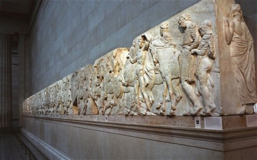 July 31, 1801: The Day Elgin Took the First Parthenon Sculptures