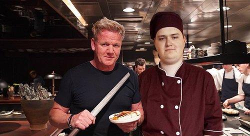 Gordon Ramsey Declares Greek Food Better Than Italian