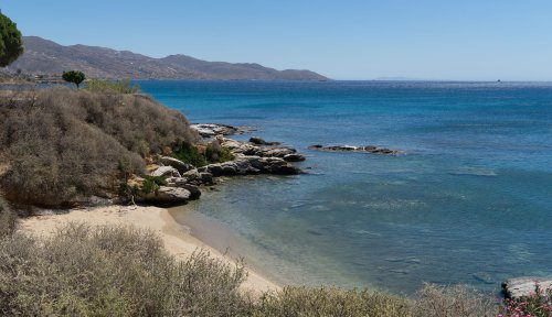 The Top Five Most Beautiful Beaches on Evia, Greece