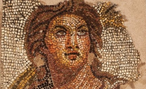 """Magnificent Thessaloniki """"Mosaic of Summer"""" Seen for the First Time"""