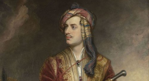 Lord Byron: The Romantic Poet Who Died for Greece
