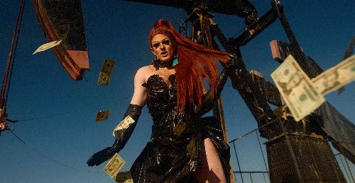 Becoming Pattie Gonia, and Bringing Drag and Diversity to the Climate Movement