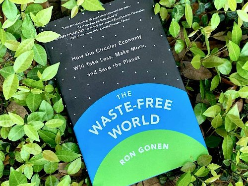 'The Waste-Free World: How the Circular Economy Will Take Less, Make More, and Save the Planet' – Exclusive Extract