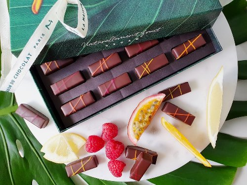 Luxury Chocolatier La Maison Du Chocolat Launches Its First Vegan Collection