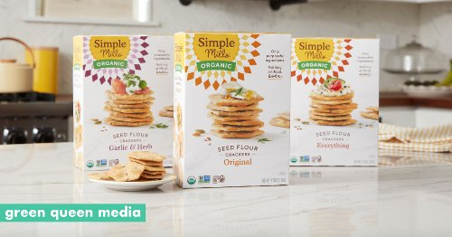 Regenerative Crackers? Simple Mills' New Product Supports Sustainable Farming Practices
