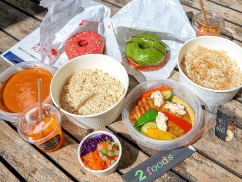 Japan 'Healthy Junk Food' 2foods Operator Launches Plant-Based 'FoodTech Park' Retail Concept In Tokyo