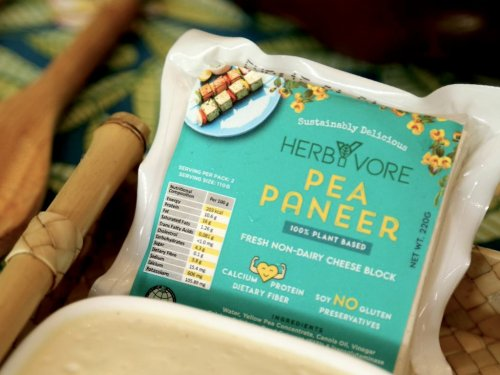 Singapore Agrifood Firm Launches Pea Paneer Under Plant-Based 'HerbYvore' Brand