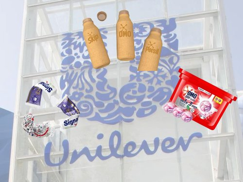 Unilever Embraces Sustainability By Rethinking Both Its Products and Packaging