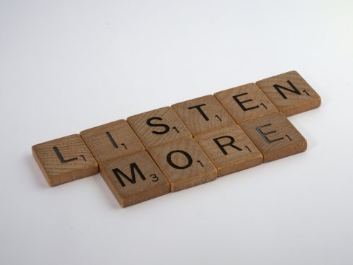 """To Help Me Do A Better Job, I Made a """"Manifesto of Listening."""" What Did I Miss?"""