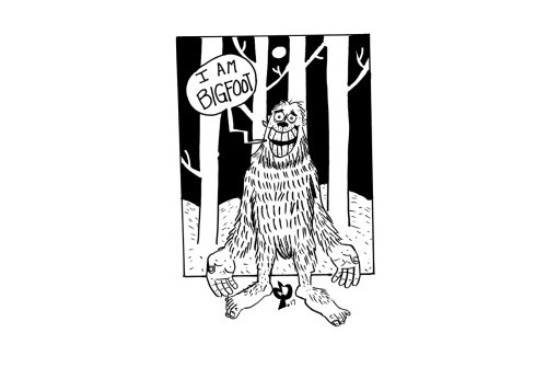 Bigfoot Column: To Woo or Not To Woo? It's not even a question. - The Grey Area News