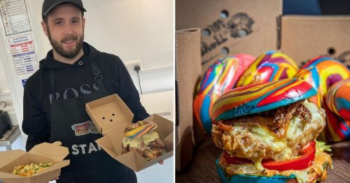 Bad Boy Bagels are back and proving a sellout in Grimsby