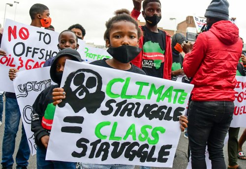 No, eradicating poverty is not gonna mess with climate goals