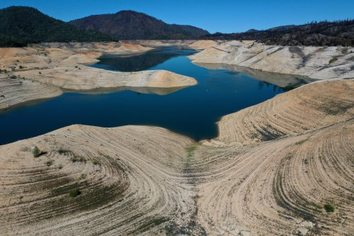 Two-thirds of California's counties are in a drought emergency. Get used to it.