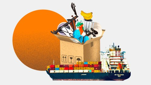What's the true cost of retail giants shipping your junk across the ocean?