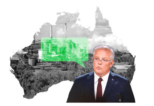 Countries are getting serious about climate change. And then there's Australia.