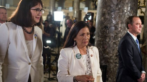 Where Native American members of Congress stand on climate