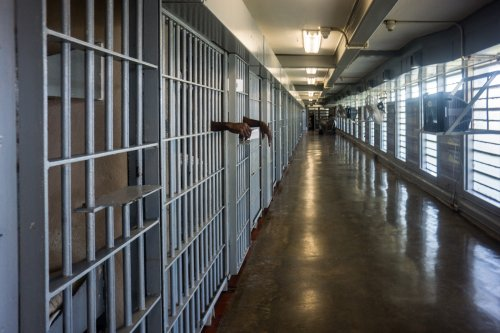 Floods, power outages, no running water: Jails during Hurricane Ida