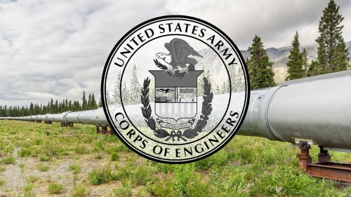 This blanket permit makes it easier to build pipelines. Advocates are suing to stop it.