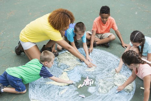 You can't teach kids about climate change without talking about systemic racism