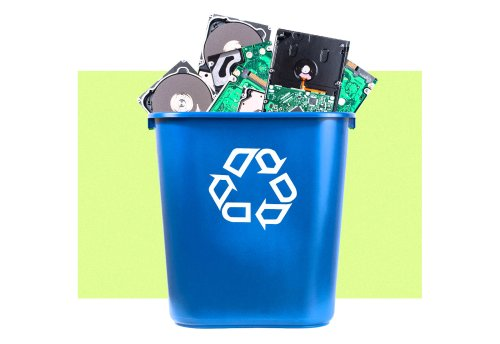 Can you recycle a hard drive? Google is quietly trying to find out