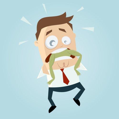 Eat the Frog Prinzip: So vermeidest du Prokrastination!