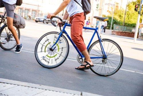 Gründer-Geheimnis: Wie macht bikuh das Fahrrad zur nachhaltigen Werbetafel?