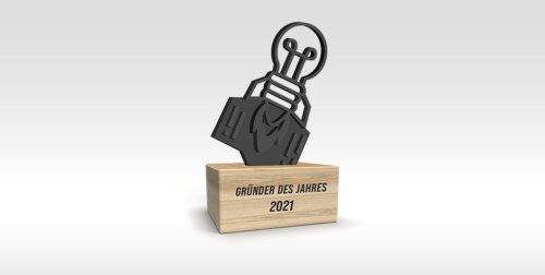 Jetzt abstimmen für den Gründer des Jahres-Award 2021