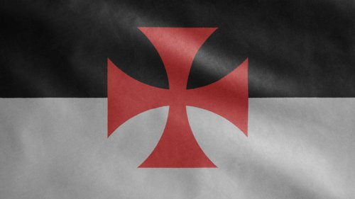 This Was The Dress Code Of The Knights Templar