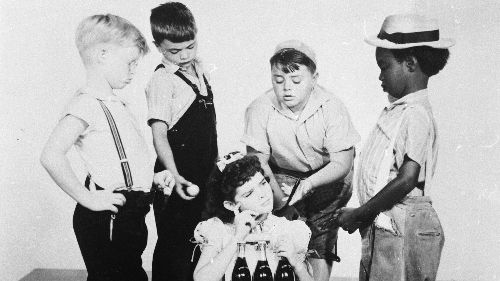 The Tragic Real-Life Story Of Froggy From The Little Rascals