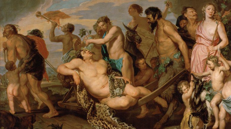 The Terrible Life Of The Roman Vomit Collector