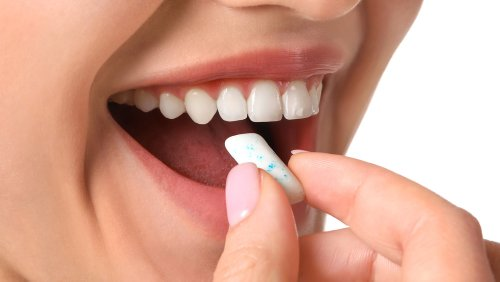 What Actually Happens After You Swallow Chewing Gum?