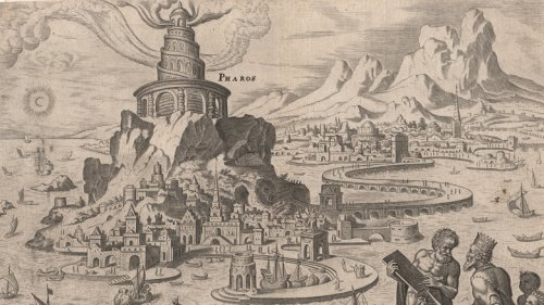 The Untold Truth Of The Lighthouse Of Alexandria