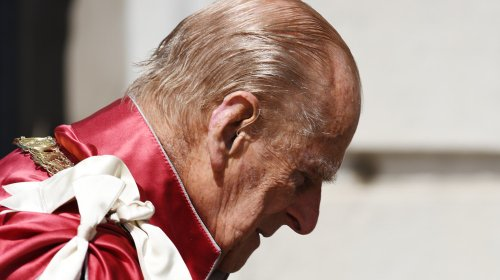The Truth About Prince Philip's Unusual Coffin