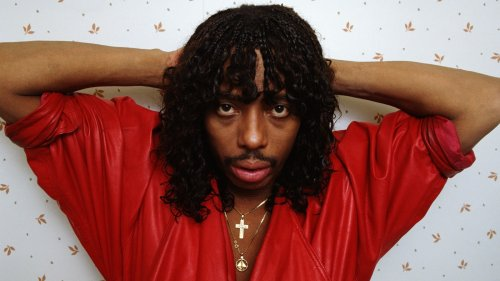 Here's How Rick James Accidentally Set Himself On Fire