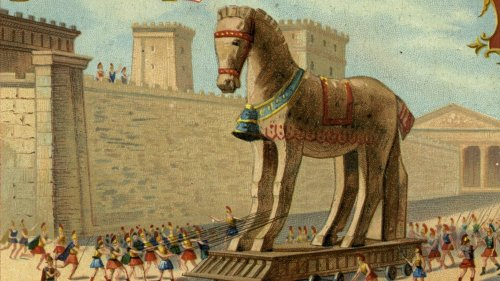 The Trojan War Finally Explained