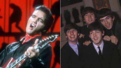 What Really Happened When Elvis Presley Met The Beatles
