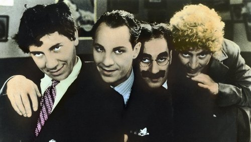 Tragic Details About The Marx Brothers